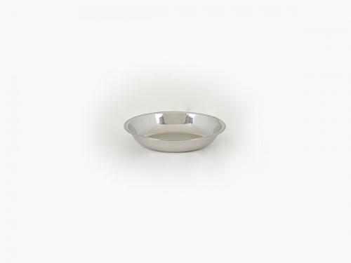 "14 cm / 5.5"" high sided round dish"