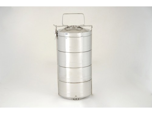 4 Layer Tiffin Food Storage Container