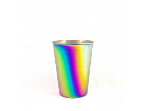 9 oz Tumbler Cup - Rainbow