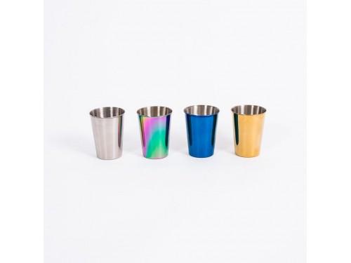 9 oz Tumbler Cup - Gold