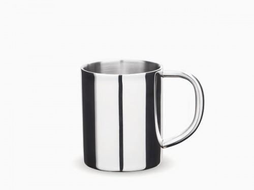 8oz Double Walled Mug
