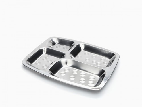 X-Large Divided Food Tray