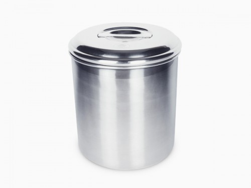 6.9 Quart Stainless Steel Canister